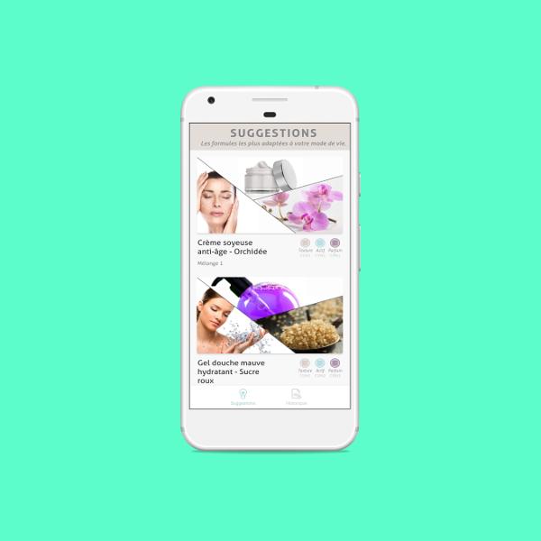 Conseil et développement d'une application mobile Android pour le CES de Las Vegas par Reactic