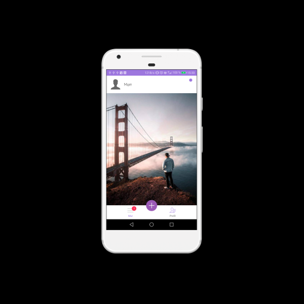 Portage d'une application IOS de type Réseau social vers la plateforme Android par Reactic