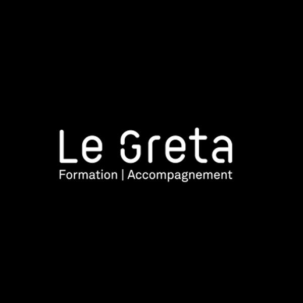 Illustration du logo du GRETA Aix-Marseille organisme de formation pour lequel Reactic est intervenu