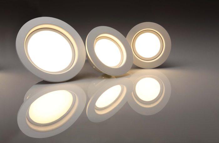 Qu'est-ce que le li-fi ? Illustration de LED